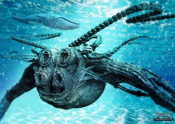Submarine by jarling-art