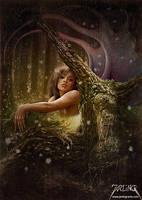 Hidden Fairy by jarling-art