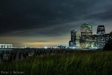 New York City Harbor by peterjdejesus
