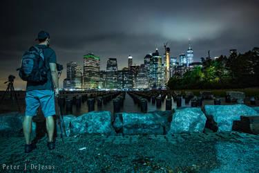 Long Exposure Photographer by peterjdejesus