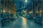 Rainy Dumbo Streets by peterjdejesus