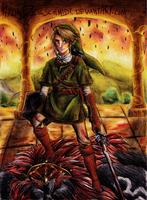The Hero of Twilight by HyliaBeilschmidt
