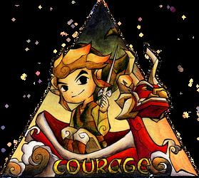 Courage by HyliaBeilschmidt
