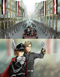 Pride of Polsterreich Concept Art by HyliaBeilschmidt