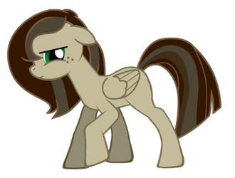 Me as a pony. More accurate. by StartheFox101