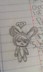 Little doodle I did by StartheFox101