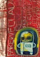 Skeleton Astronaut by amateur1314