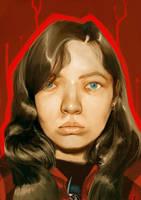 Alikat Portrait by amateur1314