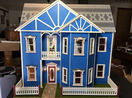 Rose Marie Dollhouse by Intrinsicat