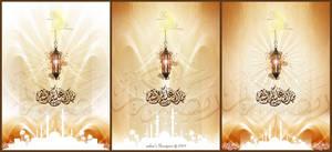 RAMADAN.MUBARAK by ALzahra