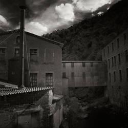 Mazamet - Factory street by TotoRino