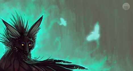 + Moxiv: The Lord of Ravens by moxiv
