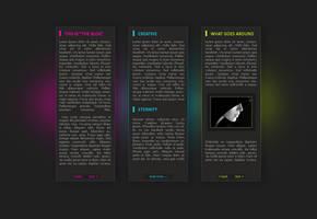 Web Design concept 4 by bob1305