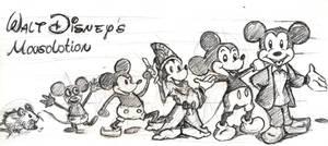 Disney's Mousolution by edogori