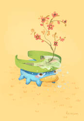 Lotad by Rainsoon