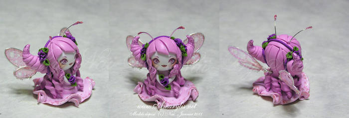 Fairy Fimo 11 by Nailyce