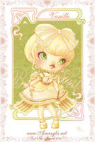 Ice Cream Lolita Vanille by Nailyce