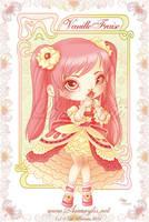Ice Cream Lolita VanilleFraise by Nailyce