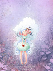 Fairy Heart by Nailyce