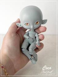 Feadoll 2018 Coco wip 04 by Nailyce