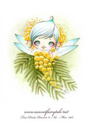 Fee Mimosa by Nailyce
