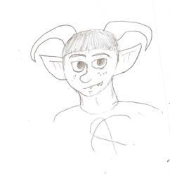 Trollsona for Zach by TheDemonDM22