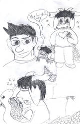 HS: Sidequest Petstuck RP scenes by TheDemonDM22
