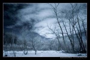 Somnolent Blue by DarknessAndLight