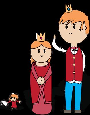 Royal childeren by AskEnglishPrince