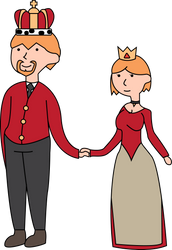 King / Queen of The English Kingdom (Open for rp) by AskEnglishPrince
