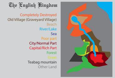 English Kingdom Map by AskEnglishPrince