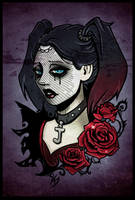 Harley Quinn by Klar-Jezebeth