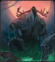 Grave Keeper by Klar-Jezebeth