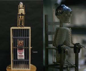 Electric skeleton by Slothsofdeath