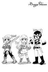 Dragon Princess Ch 6 Final Bonus Art by ninjapink