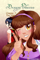 Dragon Princess Chapter 7 Cover by ninjapink
