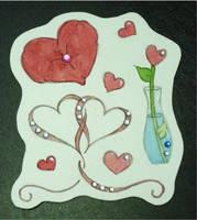 Valentines illustration by Angelic14