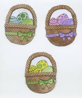 Easter tags by Angelic14