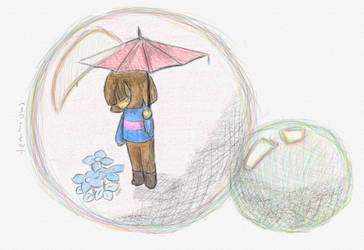 Frisk by Temmious