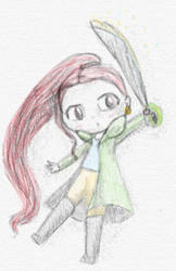 Ersa scarlet! by Temmious