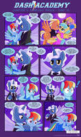 Dash Academy 4- Starlight Dance 10 by SorcerusHorserus