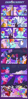 Dash Academy 4- Starlight Dance 13 by SorcerusHorserus