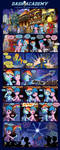 Dash Academy Chapter 6 - The Secrets We Keep #16 by SorcerusHorserus