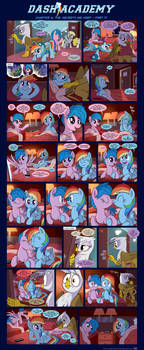 Dash Academy Chapter 6 - The Secrets We Keep #17 by SorcerusHorserus