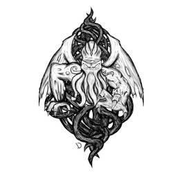 Wrath of Cthulhu by PezDeGoma