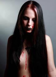 Bloody Pleasure II by AdaEtahCinatas