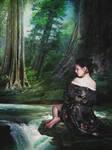 Solitude by AdaEtahCinatas