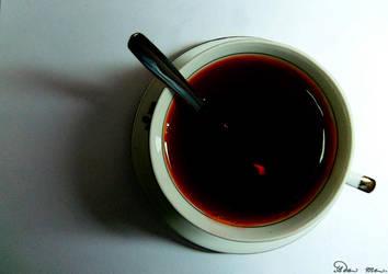 A Cup Of Blood by AdaEtahCinatas
