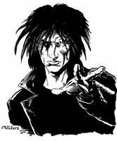 The Sandman by mlpeters