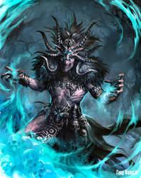 Witch doctor by FangWangLlin